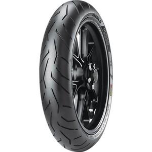 Pneu Moto Pirelli Aro 17 Diablo Rosso II 100/80R17 52H TL - Dianteiro