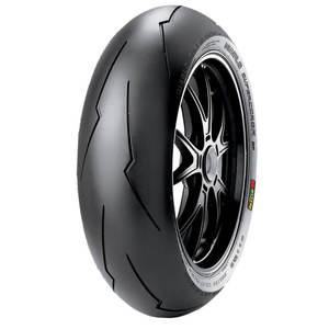 Pneu Moto Pirelli Aro 17 Diablo Super Corsa SP 190/55R17 75W - Traseiro