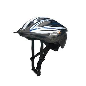 Capacete de Ciclismo/Bicicleta MTB Azul/Branco Atrio