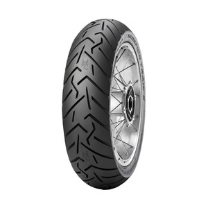 Pneu Moto Pirelli Aro 17 Scorpion Trail II 140/80R17 69V TL -Traseiro