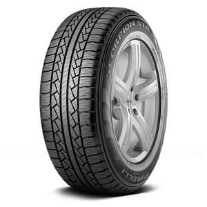 Pneu Pirelli Aro 18 Scorpion STR 265/60R18 110H - Letra Branca