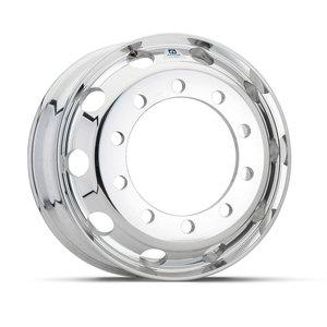 Roda de Alumínio Forjada Alcoa 9.00x22.5 Polida 10 Furos