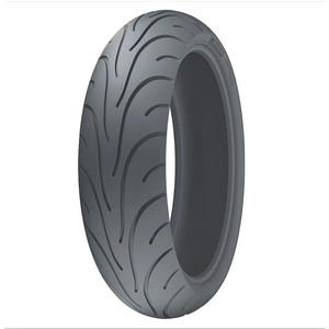 Pneu Moto Michelin Aro 17 Pilot Road 2 180/55R17 73W TL - Traseiro