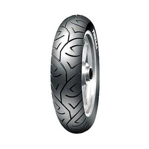 Pneu de Moto Pirelli Aro 18 Sport Demon 130/70 -18 63H TL - Traseiro