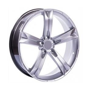 Jogo Roda Chevrolet Cruze SS Aro 20 (5X105/ET40) - Hiper Silver - Conjunto 4 Rodas