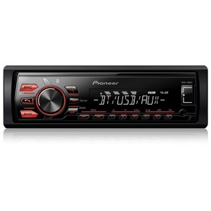 Media Receiver Pioneer MVH-288BT - Bluetooth, USB, RCA